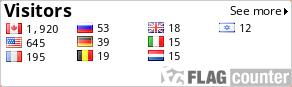 http://s08.flagcounter.com/count/qJ4/bg=FFFFFF/txt=000000/border=CCCCCC/columns=4/maxflags=10/viewers=0/labels=0/