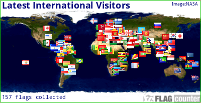 Visitors since 2010.